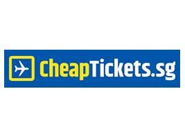 CheapTickets.sg Promo Code