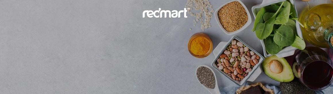 RedMart exclusive code