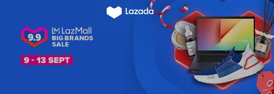 Lazada 9.9 Sale
