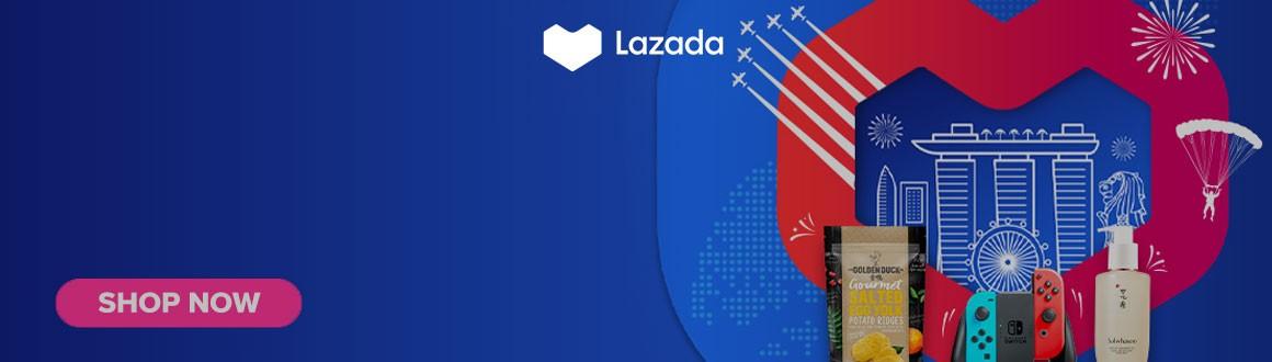 Lazada Great Singapore Sale