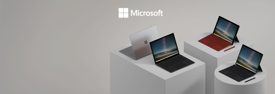 Anything but Ordinary - See what's new from Surface