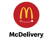 McDelivery promo code