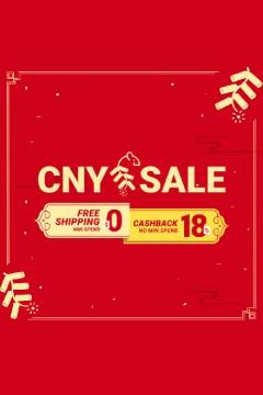 Shopee CNY Sale