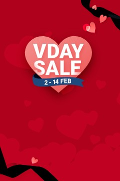 Shopee Vday Sale