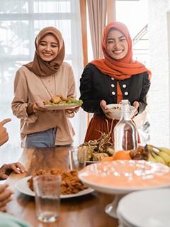 FoodPanda Raya promotion