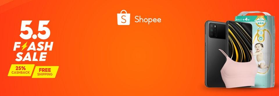 Shopee exclusive code